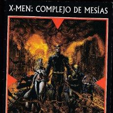 Cómics: X-MEN: COMPLEJO DE MESÍAS - CAPÍTULO PRIMERO - BRUBAKER, SILVESTRI - PANINI -. Lote 297034053
