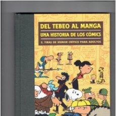 Cómics: * DEL TEBEO AL MANGA * UNA HISTORIA DE LOS COMICS Nº 2 * TOMO 208 PAGINAS * PANINI 2007 *. Lote 297062673