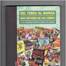 Cómics: * DEL TEBEO AL MANGA * UNA HISTORIA DE LOS COMICS Nº 7 * TOMO 208 PAGINAS * PANINI 2007 *. Lote 297063733
