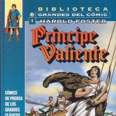 Cómics: PRINCIPE VALIENTE N º 1 - BIBLIOTECA GRANDES DEL COMIC. Lote 13588582