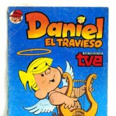 Cómics: DANIEL EL TRAVIESO Nº 8 EL ESTANQUE EDITORIAL PLANETA 1987 DIBUJOS TVE. Lote 4978350