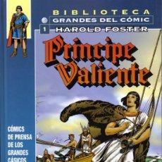 Cómics - Principe Valiente - Tomos 1, 2 y 3 - Planeta DeAgostini - 27997988