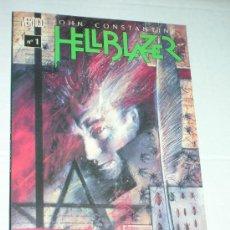 Comics: HELLBLAZER #1 (LINEA VERTIGO) PLANETA. Lote 7916761