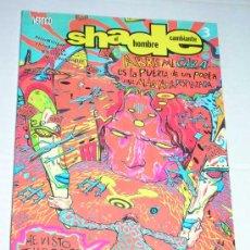Fumetti: SHADE EL HOMBRE CAMBIANTE #3. Lote 83891972