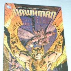Cómics: HAWKMAN #4 EL ALZAMIENTO DE AGUILA DORADA. Lote 7952154
