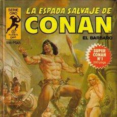 Cómics - SUPER CONAN (PLANETA COMICS) ORIGINAL 1982 COMPLETA TOMOS - 26378075