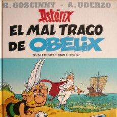 Cómics: ASTERIX / EL MAL TRAGO DE OBELIX. Lote 24965906