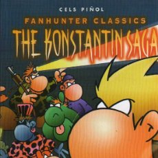 Cómics: FANHUNTER CLASSICS - THE KONSTANTIN SAGA - CELS PIÑOL - PLANETA DEAGOSTINI 1998. Lote 26695205