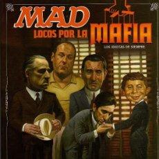 Cómics: MAD, LOCOS POR LA MAFIA - PLANETA DEAGOSTINI 2006. Lote 22556851