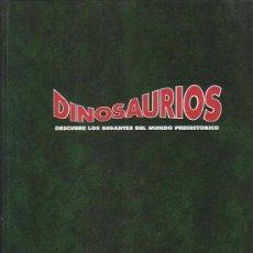 Cómics: DINOSAURIOS , DESCUBRE LOS GIGANTES DEL MUNDO PREHISTORICO TOMO 5 - EDITA : PLANETA 1993. Lote 45276555