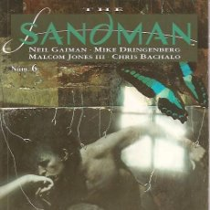 Cómics: THE SANDMAN Nº 6 VERTIGO PLANETA . Lote 17369201
