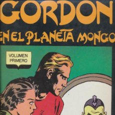 Cómics: GORDON EN EL PLANETA MONGO VOLUMEN 1.. Lote 18897753
