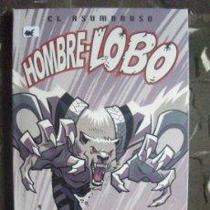 Cómics: EL ASOMBROSO HOMBRE LOBO PLANETA. Lote 26485590