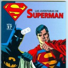 Cómics: LAS AVENTURAS DE SUPERMAN (2007). JOHN BYRNE COLECCIONABLE - Nº 37 PLANETA DEAGOSTINI. Lote 22380766