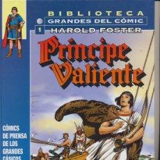 Cómics: PRÍNCIPE VALIENTE Nº 1. BIBLIOTECA GRANDES DEL CÓMIC. ¡IMPECABLE!. Lote 20326545