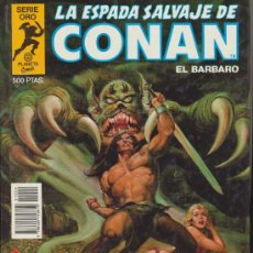Cómics: SUPER CONAN Nº 4. LA ESPADA SALVAJE DE CONAN EL BÁRBARO. 1ª EDICIÓN - PLANETA 1982.. Lote 20335888