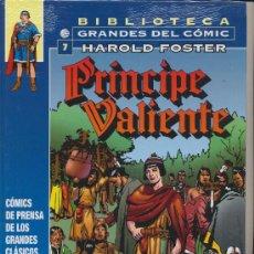 Cómics: PRÍNCIPE VALIENTE Nº 7. BIBLIOTECA GRANDES DEL CÓMIC. ¡IMPECABLE!. Lote 20349921