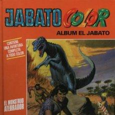 Cómics: JABATO COLOR EDICION 2010 PLANETA AGOSTINI Nº 10 EL MONSTRUO ATERRADOR. Lote 20524996