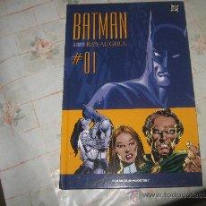 Cómics: BATMAN LA SAGA DE RAS AL GHUL Nº 01,PLANETA,LOTE MA.. Lote 21637029