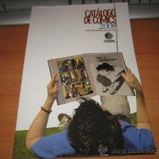 Cómics: CATALOGO DE COMICS 2008 PLANETA AGOSTINI . Lote 21654190
