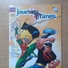 Cómics: JOVENES TITANES VOL 1 #13. Lote 22234529
