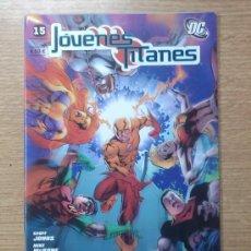 JOVENES TITANES VOL 1 #15