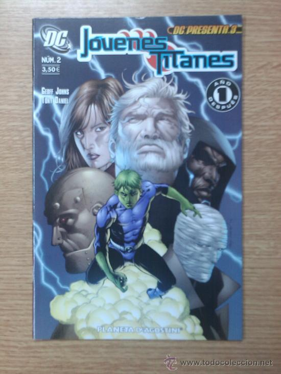 JOVENES TITANES #2 (DC PRESENTA #3) (Tebeos y Comics - Planeta)