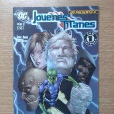 Cómics: JOVENES TITANES #2 (DC PRESENTA #3). Lote 22234615
