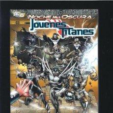 Cómics: JOVENES TITANES 3. Lote 22384397