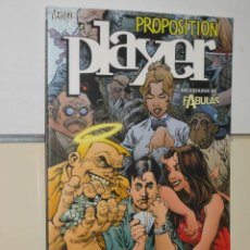 Cómics: PROPOSITION PLAYER - PLANETA DE AGOSTINI - OFERTA. Lote 23206787