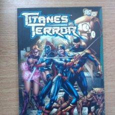 Cómics: TITANES DEL TERROR. Lote 23486201