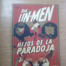 Cómics: THE UN-MEN #2 HIJOS DE LA PARADOJA. Lote 23519546