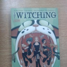 Cómics: THE WITCHING. Lote 23519575