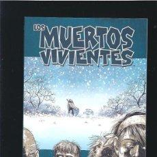 Cómics: MUERTOS VIVIENTES 2. Lote 23585825