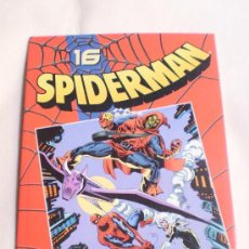 Cómics: SPIDERMAN COLECCIONABLE ROJO NUMERO 16.. Lote 26323411