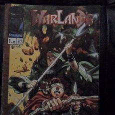 Cómics: WARLANDS Nº 1 .- PLANETA DEAGOSTINI - IMAGE. Lote 24046995
