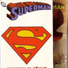 Cómics: SUPERMAN - TOMOS PLANETA DEAGOSTINI - NºS 1 A 5 . Lote 25936270