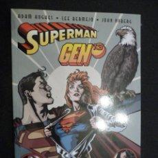 Fumetti: SUPERMAN/GEN 13. WORL COMICS. Lote 25797498