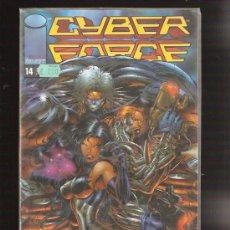Comics - cyber force 14 - 26037587