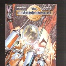 Cómics: THE ESTABLISHMENT 3. Lote 26522422