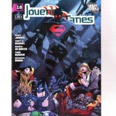 Cómics: JOVENES TITANES VOL-1 Nº 18. Lote 27345064