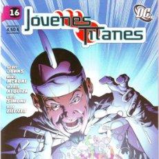 Cómics: JOVENES TITANES VOL-1 Nº 16. Lote 27345103