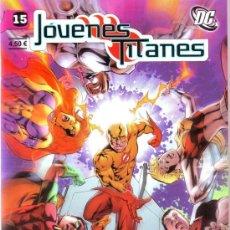 Cómics: JOVENES TITANES VOL-1 Nº 15. Lote 27345106