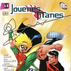 Cómics: JOVENES TITANES VOL-1 Nº 13. Lote 27345124