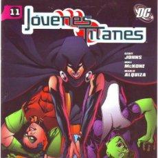 Cómics: JOVENES TITANES VOL-1 Nº 11. Lote 27345138