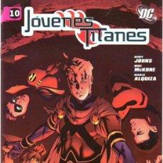 Cómics: JOVENES TITANES VOL-1 Nº 10. Lote 27345149