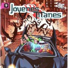 Cómics: JOVENES TITANES VOL-1 Nº 9. Lote 27345159