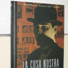Cómics: LA COSA NOSTRA MURDER INC - PLANETA DE AGOSTINI OFERTA. Lote 176005814