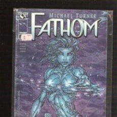 Cómics: FATHOM 9. Lote 27725243