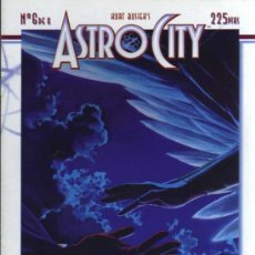 Cómics: ASTRO CITY COLECCIÓN COMPLETA 6 DE 6 - KURT BUSIEK'S - WORLD COMICS / PLANETA DEAGOSTINI. Lote 27792161